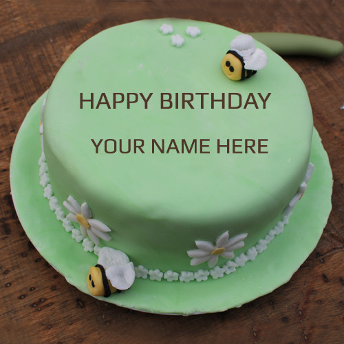Best ideas about Happy Birthday Cake With Name Free Download . Save or Pin Write Your Name Spice Cake Free Download Now.