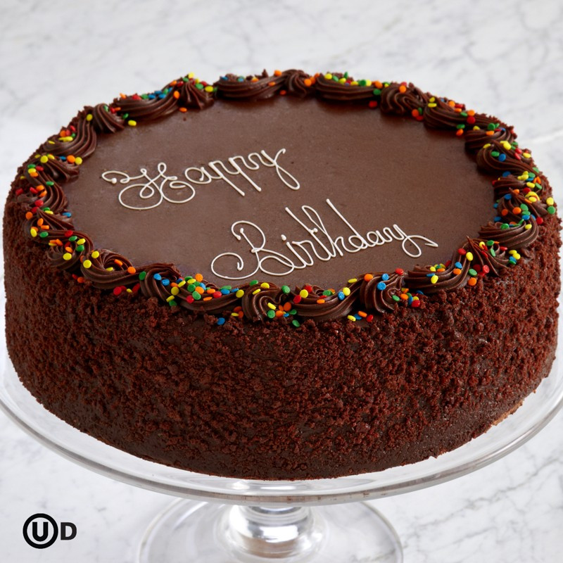 Best ideas about Happy Birthday Choco Cake . Save or Pin This entry was posted on October 4 2009 at 12 14 pm and Now.