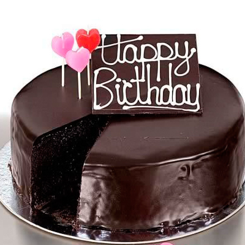 Best ideas about Happy Birthday Choco Cake . Save or Pin Happy Birthday Cake Now.