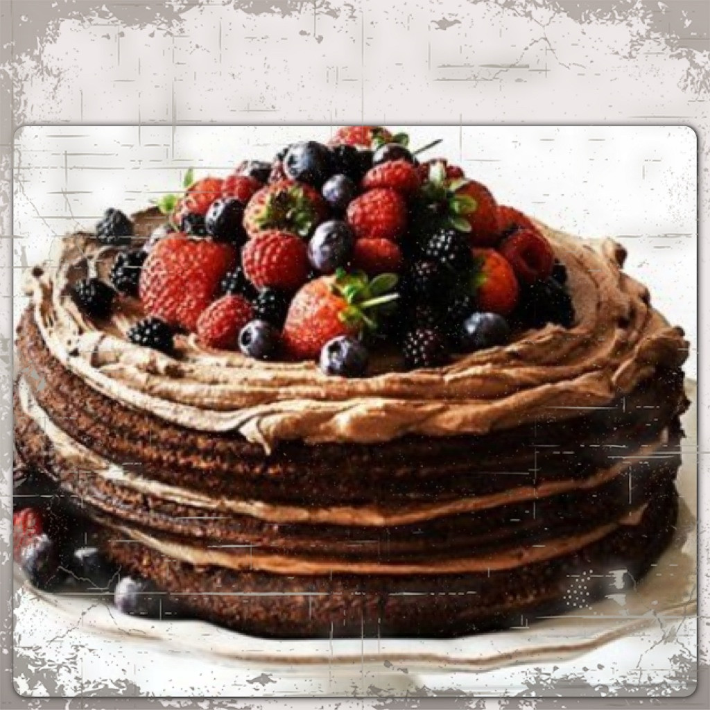 Best ideas about Happy Birthday Choco Cake . Save or Pin Soul of a Gypsy Wel e to my Journey Now.