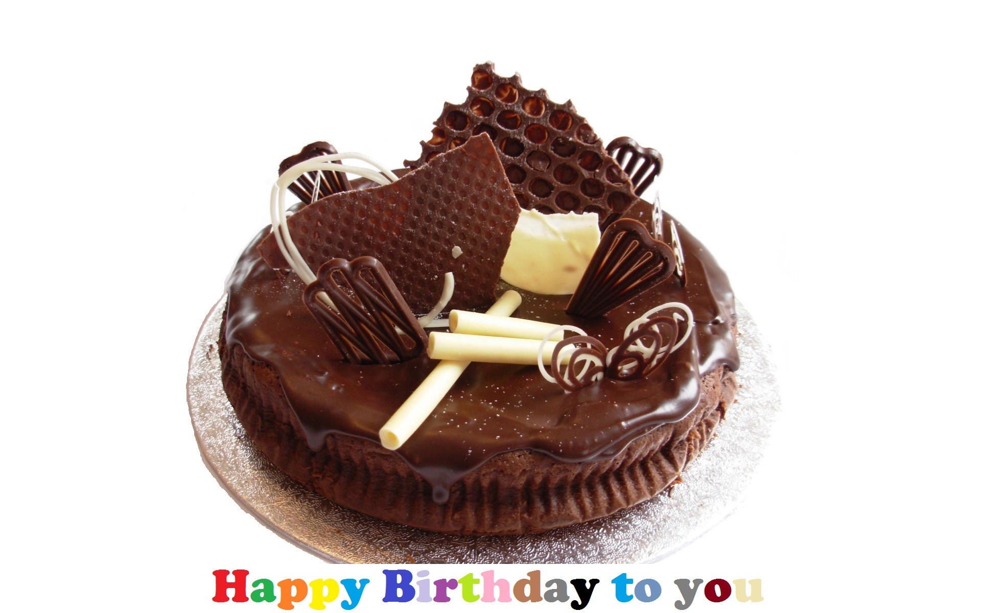 Best ideas about Happy Birthday Choco Cake . Save or Pin 1000 images about BIRTHDAY GREETINGS on Pinterest Now.