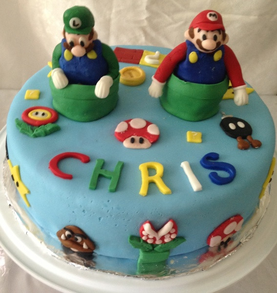 Best ideas about Happy Birthday Chris Cake . Save or Pin Happy birthday Chris Cake Decorating munity Cakes Now.