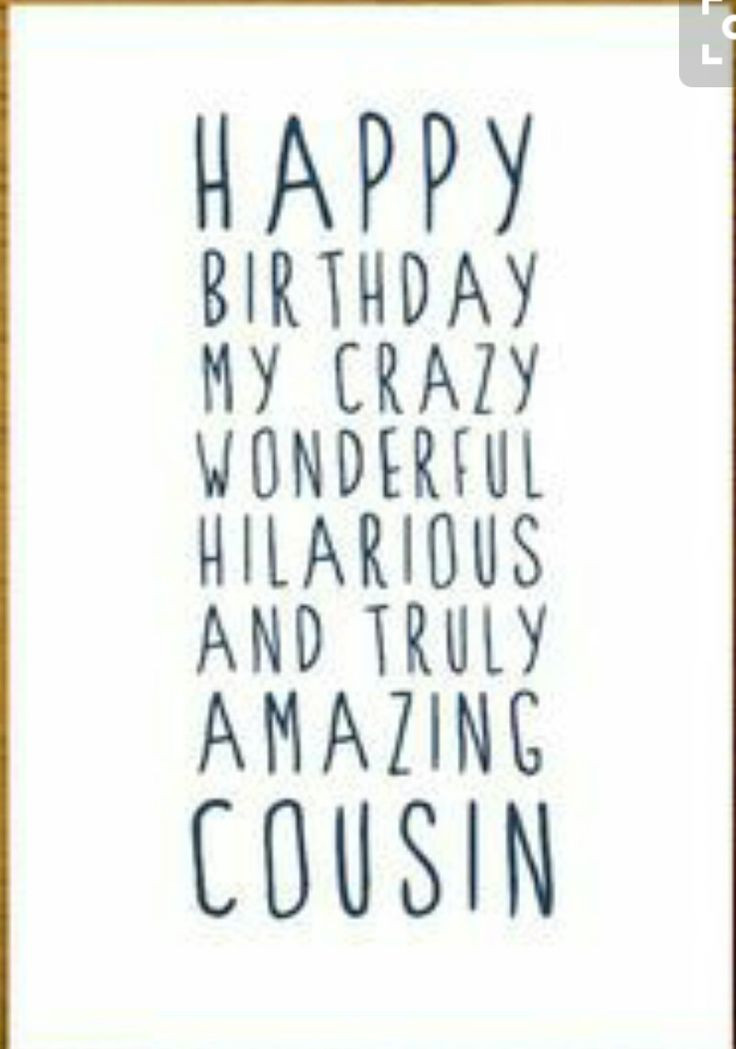 Best ideas about Happy Birthday Cousin Funny . Save or Pin The 25 best Happy birthday bestie ideas on Pinterest Now.