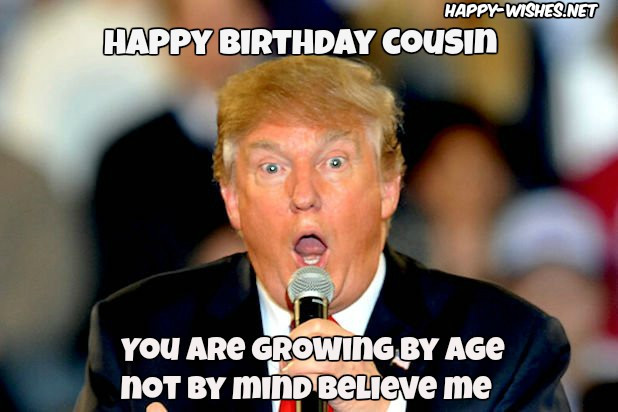 Best ideas about Happy Birthday Cousin Funny . Save or Pin 20 Best Happy Birthday Memes For Your Favorite Cousin Now.