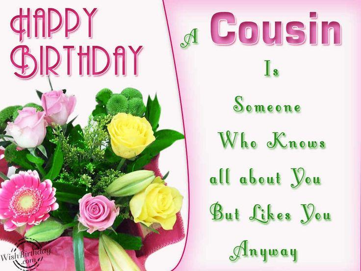 Best ideas about Happy Birthday Cousin Quotes Funny . Save or Pin Happy Birthday Cousin Funny Quotes QuotesGram Now.
