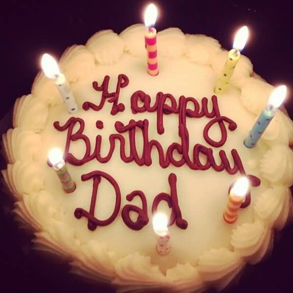 Best ideas about Happy Birthday Dad Cake . Save or Pin Birthday Wishes For Dad Now.