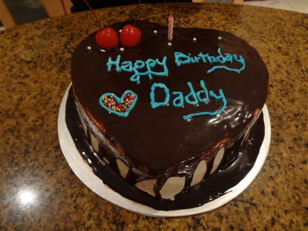 Best ideas about Happy Birthday Dad Cake . Save or Pin The 105 Happy Birthday Dad in Heaven Quotes Now.