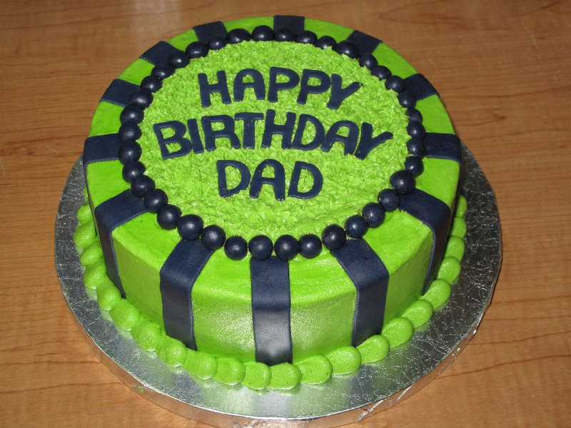 Best ideas about Happy Birthday Dad Cake . Save or Pin Walter Bradshaw Family and Friends November 2012 Now.