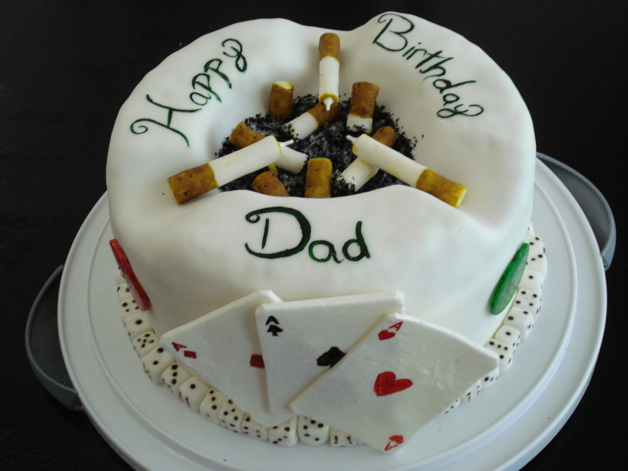Best ideas about Happy Birthday Dad Cake . Save or Pin Birthday Cake for Dad Happy Birthday Wishes Now.
