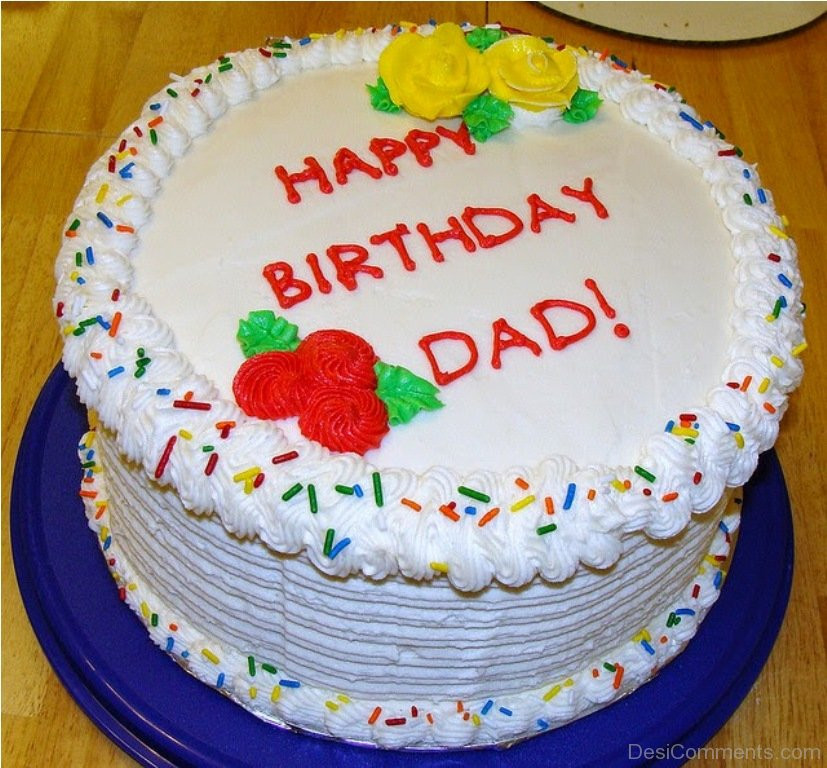 Best ideas about Happy Birthday Dad Cake . Save or Pin Happy Birthday Dad Cake Pic Desi ments Now.