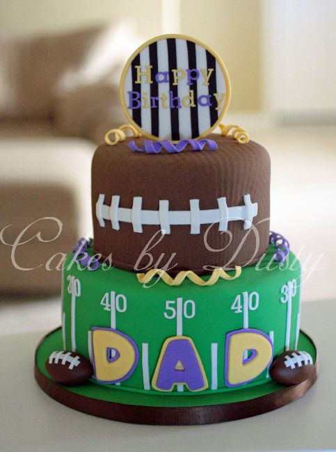 Best ideas about Happy Birthday Dad Cake . Save or Pin Cakes by Dusty Happy Birthday to my Dad = Now.