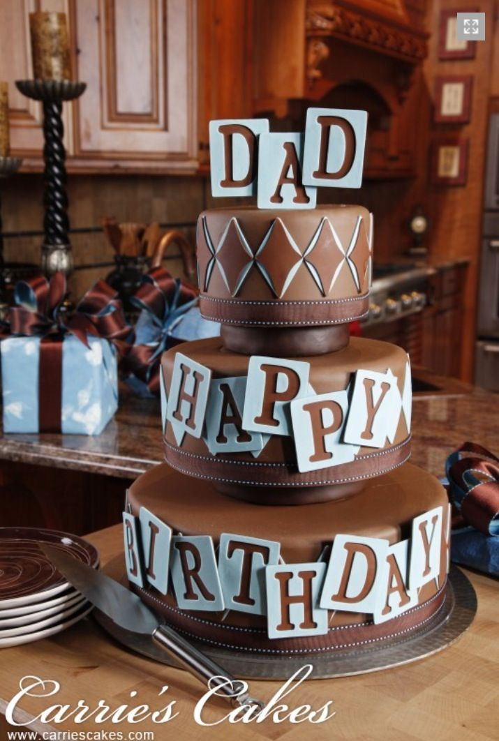 Best ideas about Happy Birthday Dad Cake . Save or Pin Happy Birthday Dad Happy Birthday Name Cakes Now.