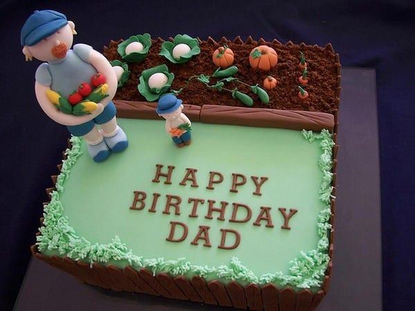 Best ideas about Happy Birthday Dad Cake . Save or Pin Happy Birthday Dad Birthday for Father Now.