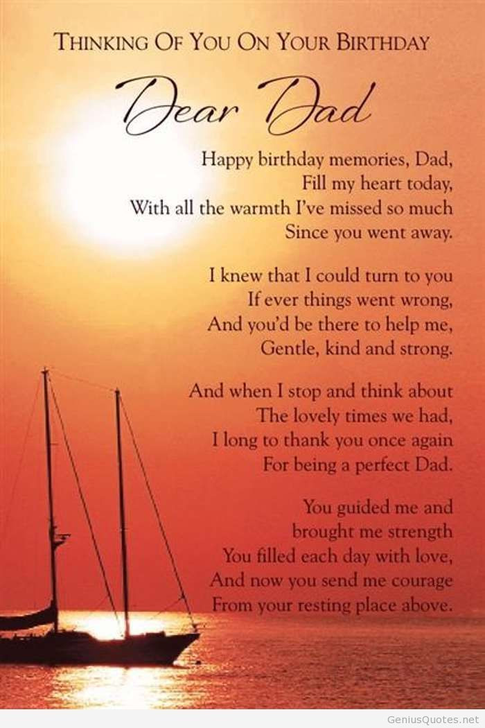 Best ideas about Happy Birthday Dad In Heaven Quotes . Save or Pin HAPPY BIRTHDAY DAD IN HEAVEN QUOTES FROM DAUGHTER image Now.