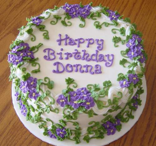 Best ideas about Happy Birthday Donna Cake . Save or Pin David Archuleta A Soothing September Sunday A Sample of Now.