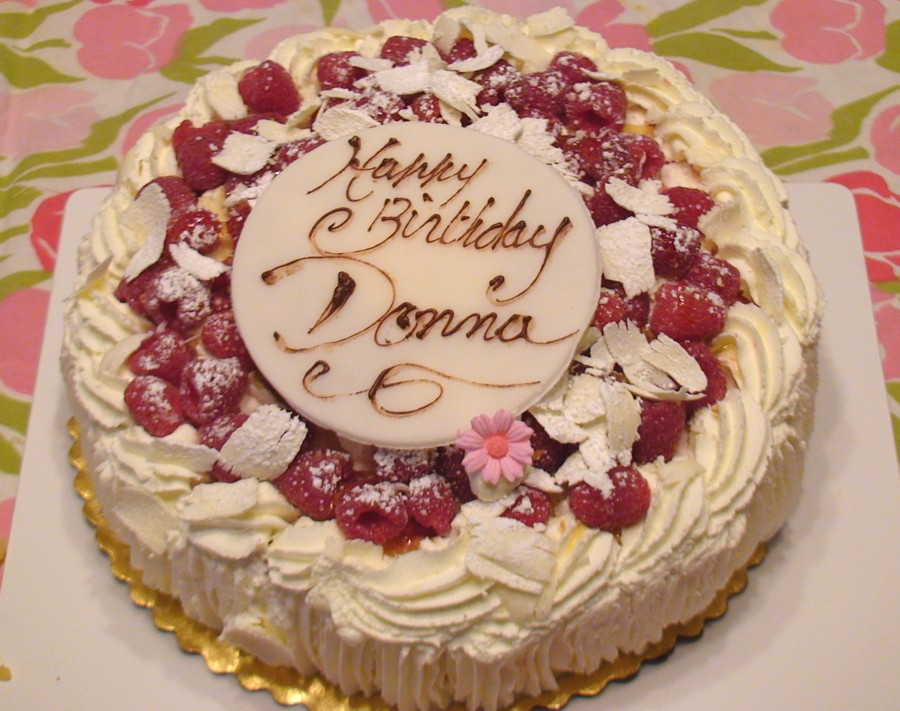 Best ideas about Happy Birthday Donna Cake . Save or Pin Happy Birthday Dear Donna Talk of The Villages Now.