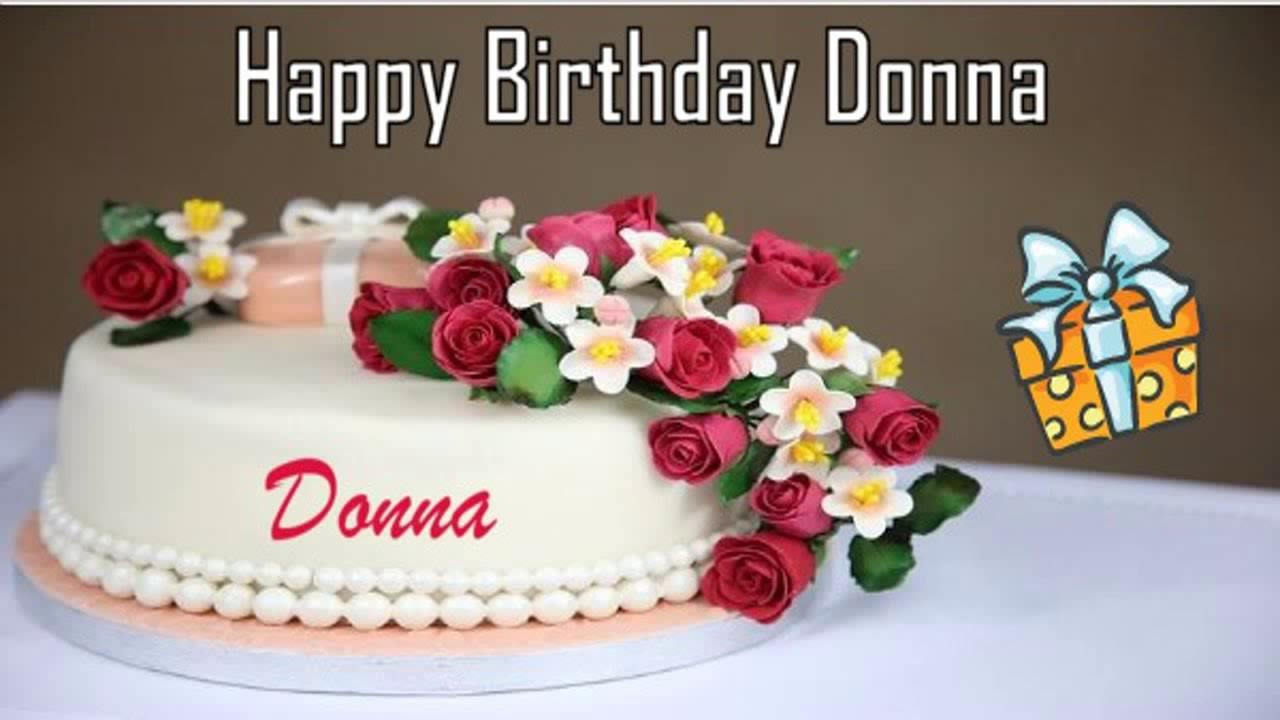 Best ideas about Happy Birthday Donna Cake . Save or Pin Happy Birthday Donna Image Wishes Now.