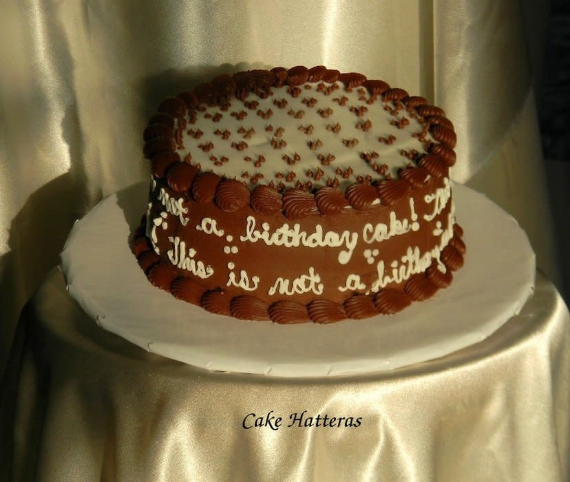 Best ideas about Happy Birthday Donna Cake . Save or Pin Happy Un Birthday cake by Donna Tokazowski Cake Now.
