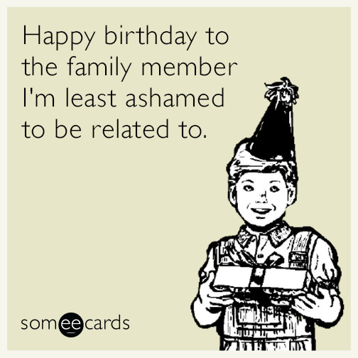 Best ideas about Happy Birthday Ecard Funny . Save or Pin Birthdays Now.