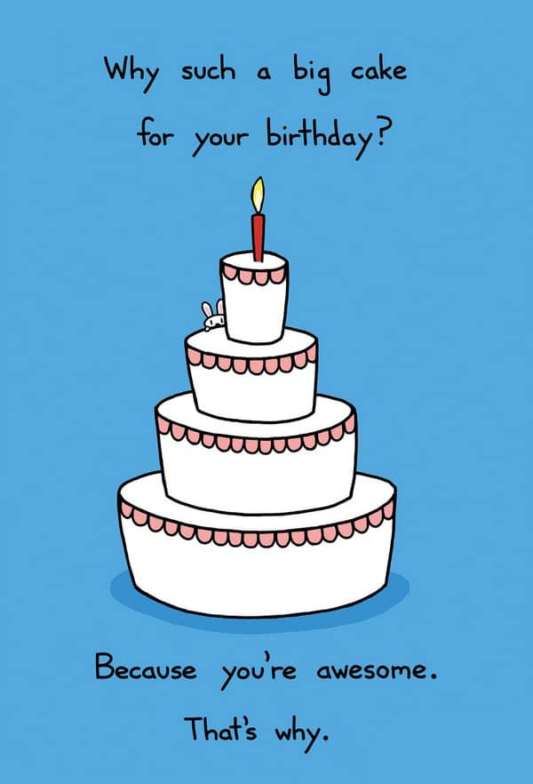 Best ideas about Happy Birthday Ecard Funny . Save or Pin 110 Happy Birthday Greetings with My Happy Now.