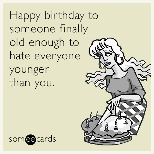 Best ideas about Happy Birthday Ecard Funny . Save or Pin Get A Head Start Mentally Checking Out For Thanksgiving Now.