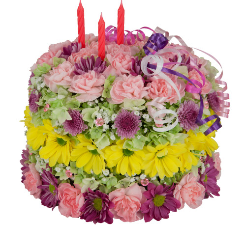Best ideas about Happy Birthday Flowers And Cake . Save or Pin Birthday Flowers & Gifts · Happy Birthday Flower Cake Now.