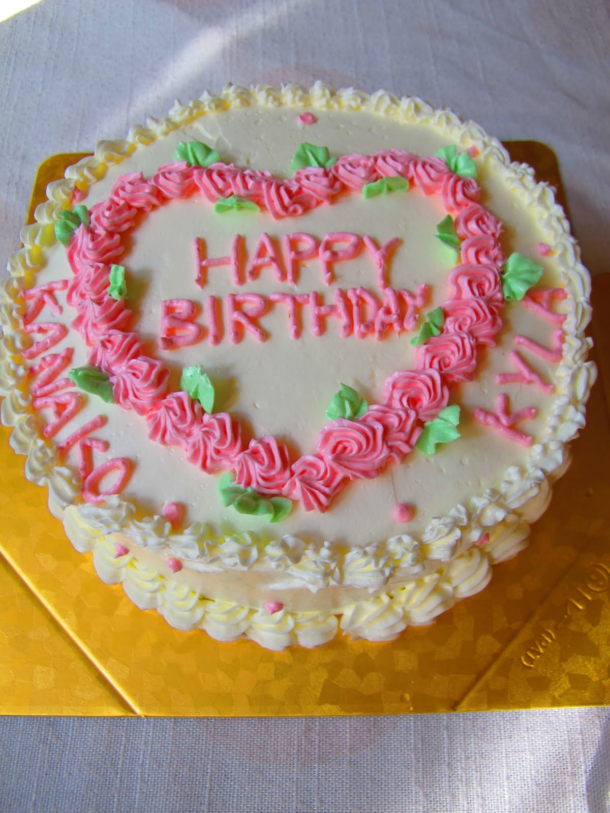 Best ideas about Happy Birthday Flowers And Cake . Save or Pin Tortelicious Flower & Butterfly Cupcakes & Birthday Cake Now.
