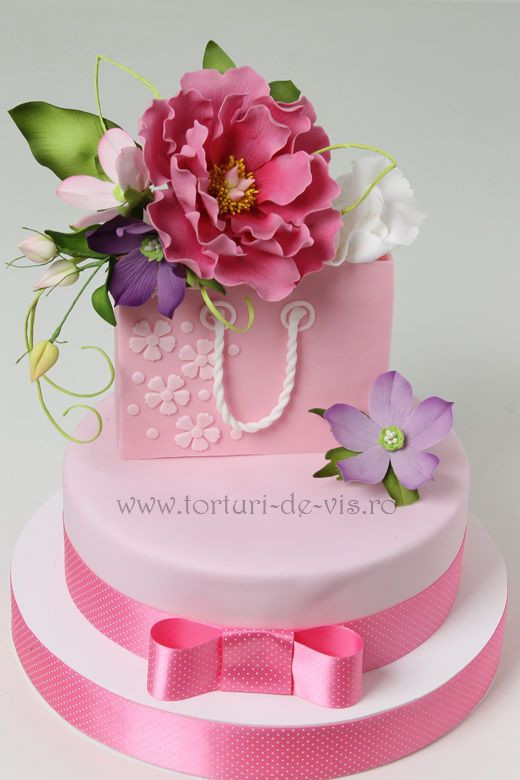 Best ideas about Happy Birthday Flowers And Cake . Save or Pin Best 20 Bag cake ideas on Pinterest Now.