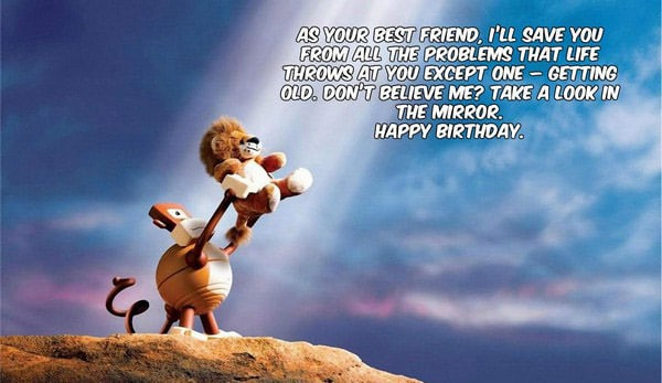 Best ideas about Happy Birthday Friend Funny Images . Save or Pin 50 Most Unique Birthday Wishes For You My Happy Birthday Now.