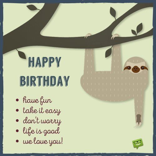 Best ideas about Happy Birthday Friend Funny Images . Save or Pin Huge List of Funny Birthday Quotes Now.