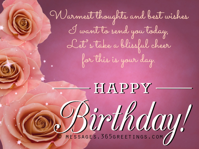 Best ideas about Happy Birthday Friend Wishes . Save or Pin Happy Birthday Wishes Messages and Greetings Messages Now.