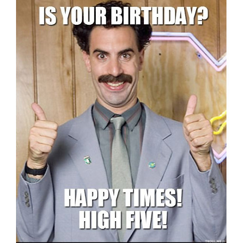Best ideas about Happy Birthday Funny Meme For Guys . Save or Pin THE 150 FUNNIEST HAPPY BIRTHDAY MEMES Dank Memes ly Now.