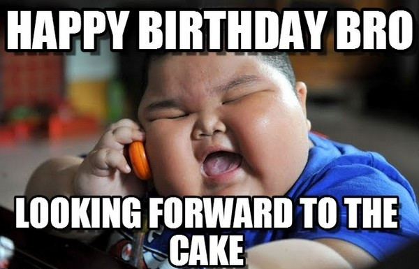 Best ideas about Happy Birthday Funny Meme For Guys . Save or Pin 20 Funny Happy Birthday Memes Now.