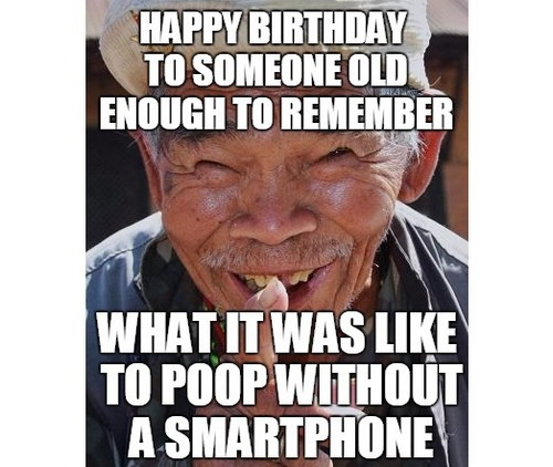 Best ideas about Happy Birthday Funny Meme For Guys . Save or Pin Inappropriate Birthday Memes Now.