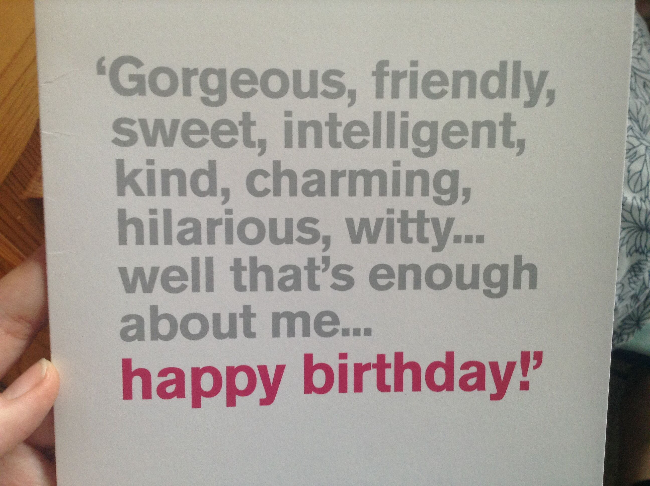 Best ideas about Happy Birthday Funny Quotes . Save or Pin Funny happy birthday quote Words of Wisdom Now.