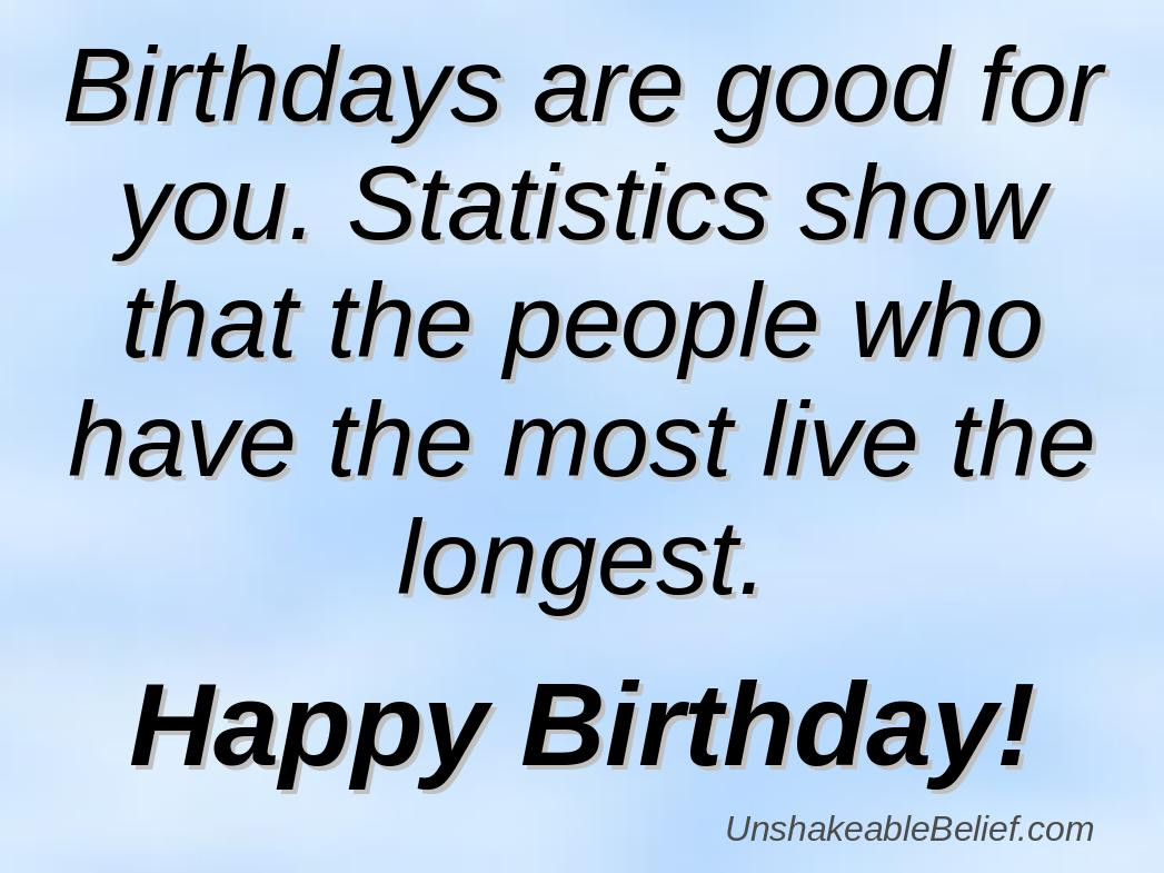 Best ideas about Happy Birthday Funny Quotes . Save or Pin Funny Birthday Quotes And Wishes Laugh Away Now.
