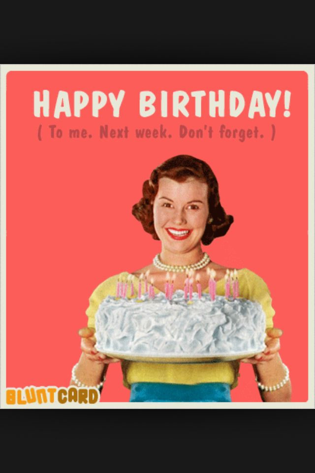 Best ideas about Happy Birthday Funny Woman . Save or Pin VINTAGE BIRTHDAY MEMES image memes at relatably Now.