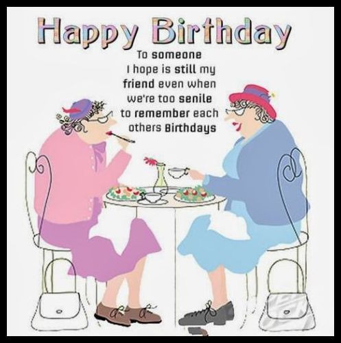 Best ideas about Happy Birthday Funny Woman . Save or Pin Funny Birthday Quotes for Women Friends Now.
