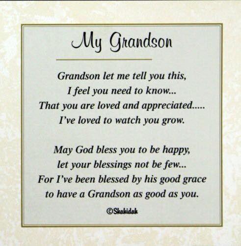 Best ideas about Happy Birthday Grandson Quotes . Save or Pin Best 25 Grandson birthday quotes ideas on Pinterest Now.