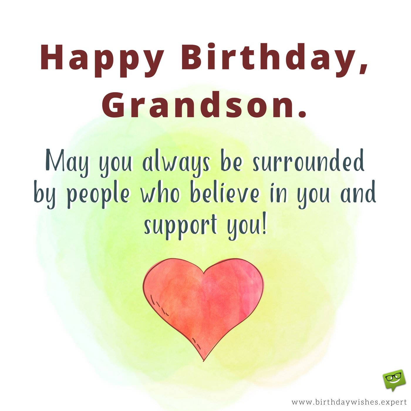 Best ideas about Happy Birthday Grandson Quotes . Save or Pin From your Grandma & Grandpa Birthday Wishes for my Grandson Now.