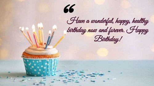 Best ideas about Happy Birthday Image Quotes . Save or Pin Happy Birthday Quote Wallpapers HDWPro Now.