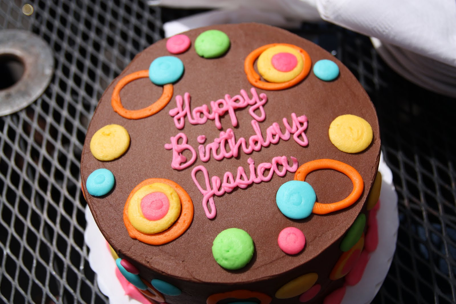 Best ideas about Happy Birthday Jessica Cake . Save or Pin Very Virginia Weekend Fun Now.