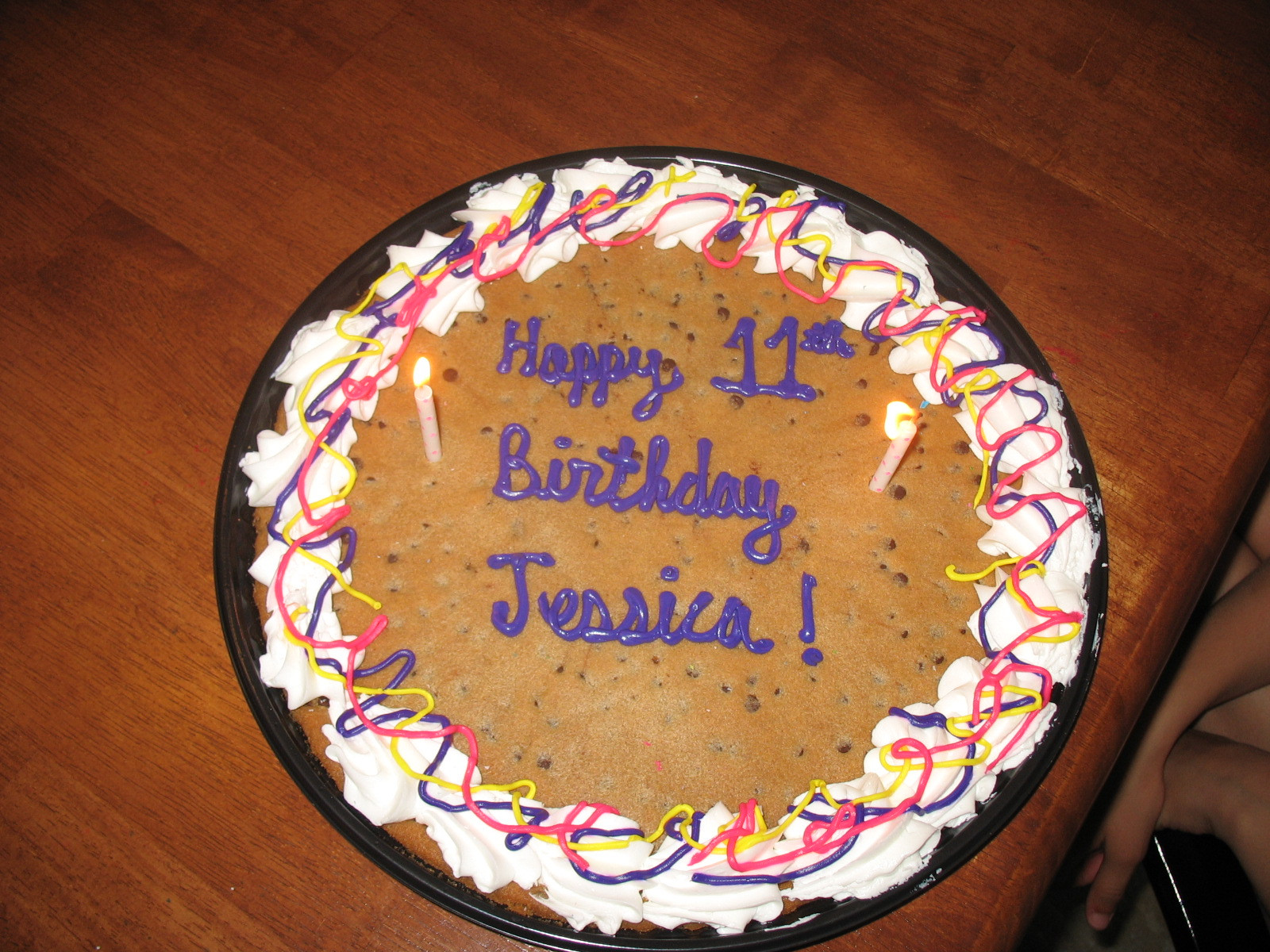 Best ideas about Happy Birthday Jessica Cake . Save or Pin Miller Family Adventures Happy Birthday Jessica Now.