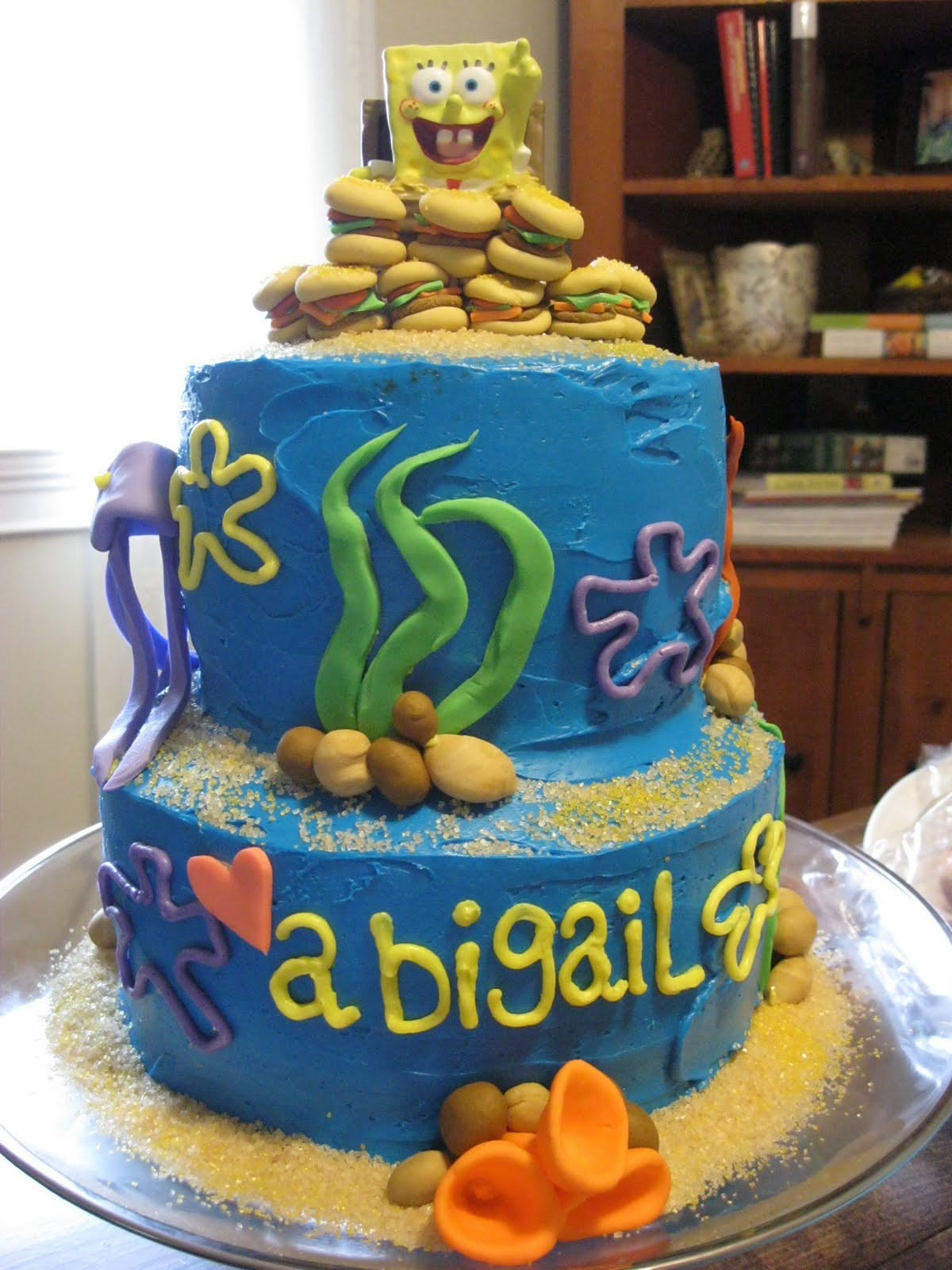 Best ideas about Happy Birthday Jessica Cake . Save or Pin Jessica Alvey Cakes Happy First Birthday Abigail Lillian Now.