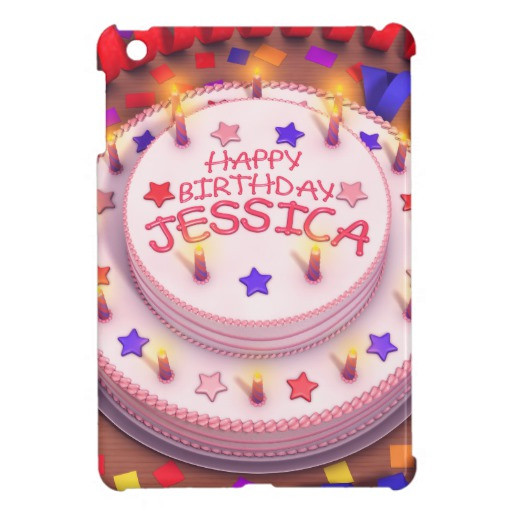 Best ideas about Happy Birthday Jessica Cake . Save or Pin Jessica s Birthday Cake Now.