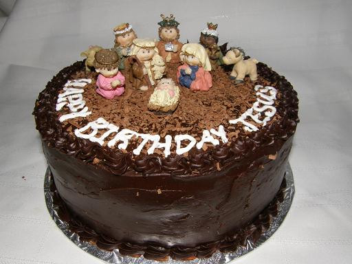 Best ideas about Happy Birthday Jesus Cake . Save or Pin Christian History Now.