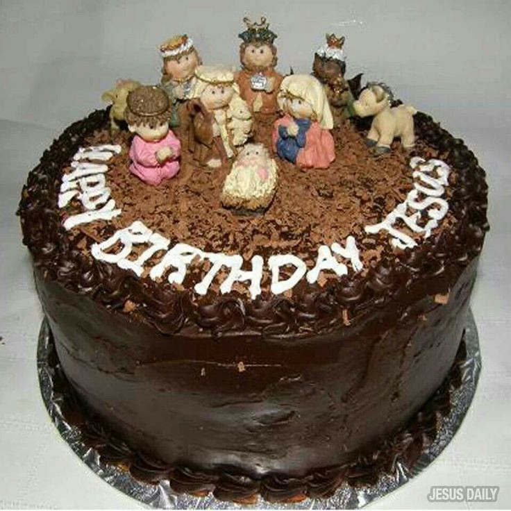 Best ideas about Happy Birthday Jesus Cake . Save or Pin Happy Birthday Jesus cake Food December Now.