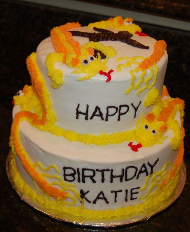 Best ideas about Happy Birthday Katie Cake . Save or Pin amin gitu loh birthday cake katie Now.