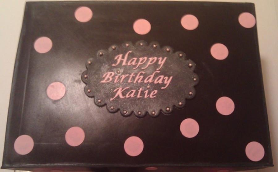 Best ideas about Happy Birthday Katie Cake . Save or Pin Happy Birthday Katie CakeCentral Now.