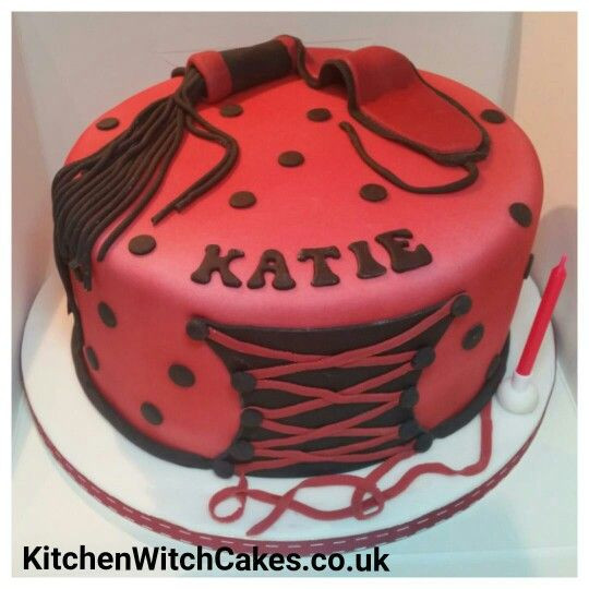 Best ideas about Happy Birthday Katie Cake . Save or Pin 31 best images about My own Kitchen Witch Cakes on Now.